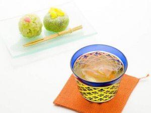 日本茶 冷茶